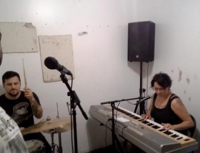 Way Back Machine: Star Pilot Music Band Practice